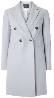 dorothy perkins blue coat 59-37